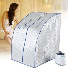 sauna a vapor portatil barata